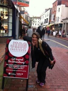 Visited Jing in Brighton for fantastic Table Thai Massage Course. Great bunch of people, and I have got fab new techniques to use!!